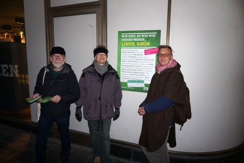 Actionday in München am 03.11.2016