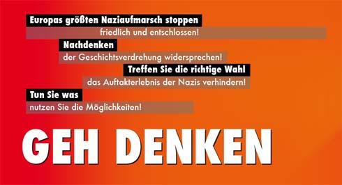 *Demo gegen Nazis am 14.02.09 in Dresden!*