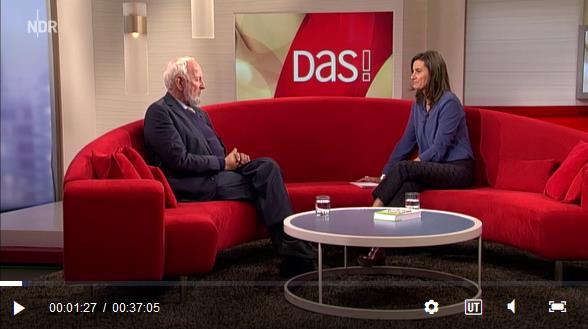 Ernst Ulrich von Weizsäcker zu Gast bei DAS!